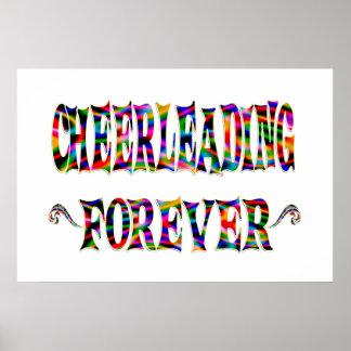 Cheerleading Forever Poster