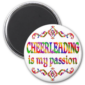 Cheerleading Passion Magnet