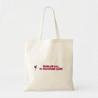 Cheerleading Tote Budget Tote Bag