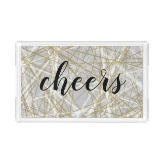 Cheers Bar Tray
