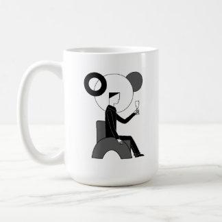 """""""Cheers!"""" Basic White Mug"""