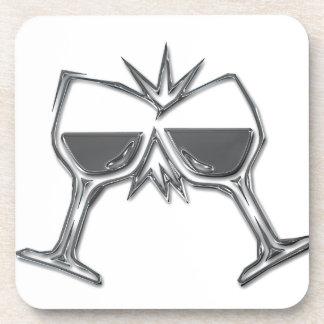 Cheers Drink Coaster