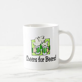 Cheers For Beers St Patty Day Mug