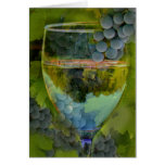 Cheers Happy Birthday Wine Card!