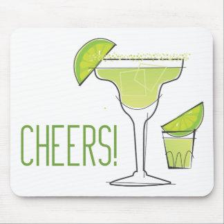 Cheers Margarita Mousepad