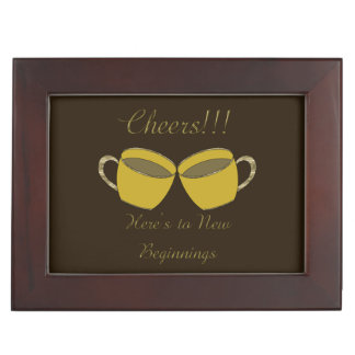 Cheers!!! Memory Boxes