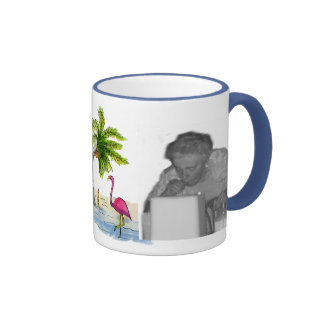 Cheers rom Florida revised Mug