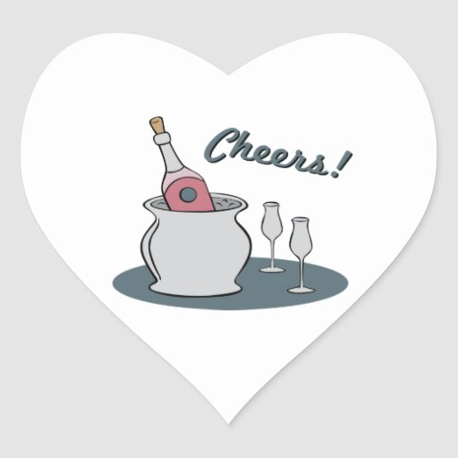 Cheers! Stickers