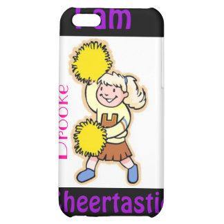 Cheertastic iPhone 5C Cases