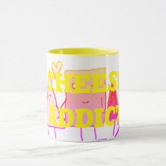 Cheese Addict Mug