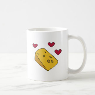 Cheese and Kisses Cockney Rhyming Slang Gift Coffee Mug