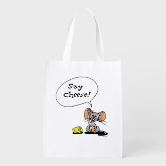cheese and mouse market totes