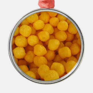 Cheese Balls Christmas Ornament