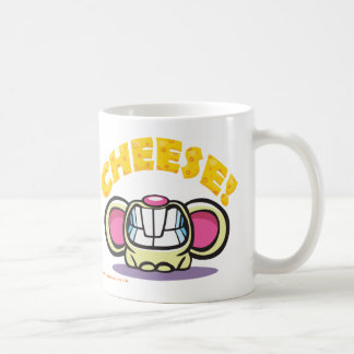 Cheese! Basic White Mug
