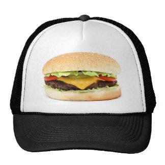 Cheese burger cap