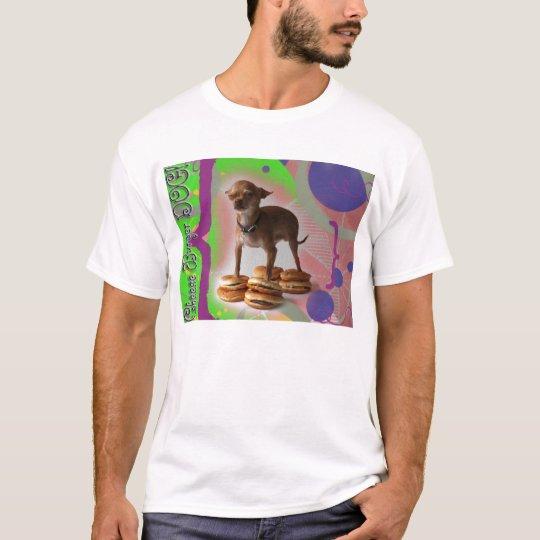Cheese Burger Dog T-Shirt