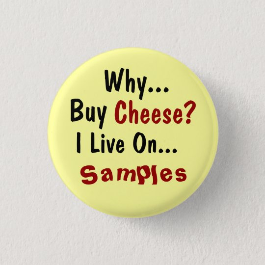 Cheese Button