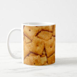 Cheese Crackers Mugs