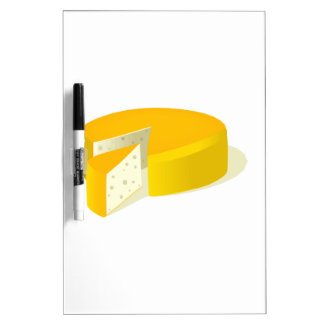 Cheese Dry Erase Board
