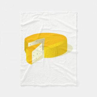 Cheese Fleece Blanket