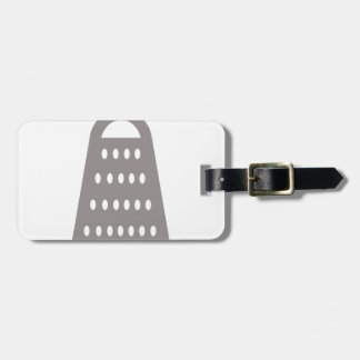 Cheese Grater Bag Tags