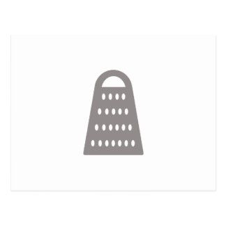 Cheese Grater Postcard