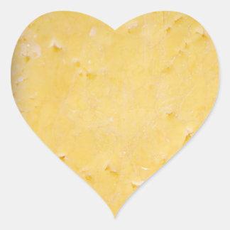 Cheese Heart Sticker