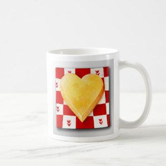 Cheese, I Love You, America Coffee Mug