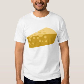 Cheese is good! shirts
