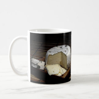 Cheese it up! Fun Cheese Gift for cheese lovers Classic White Coffee Mug