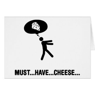 Cheese Lover Card
