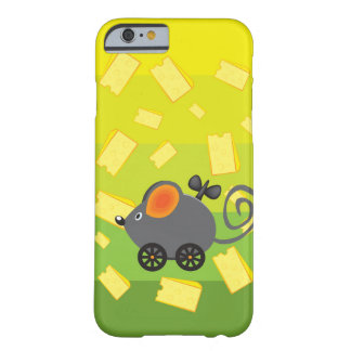 Cheese lover barely there iPhone 6 case