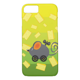 Cheese lover iPhone 7 case