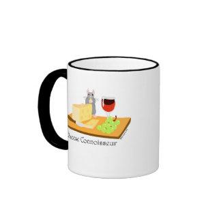Cheese Lover Ringer Mug