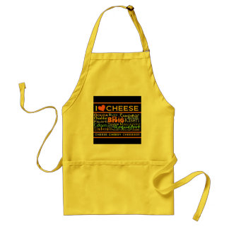 Cheese Lovers Standard Apron