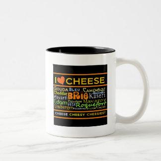 Cheese Lovers Coffee Mug