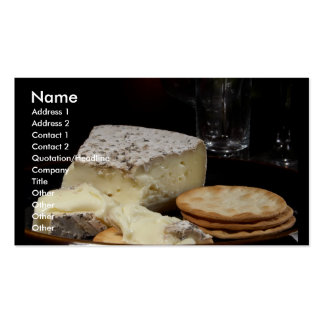 Cheese Please Business Cards