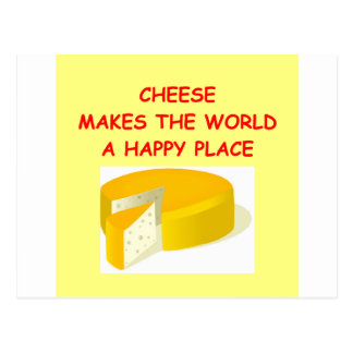 cheese postcards