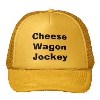 Cheese Wagon Jockey Cap