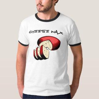 Cheese Wax. T Shirts