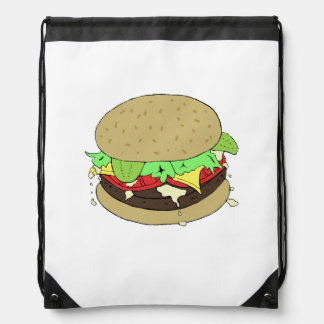 Cheeseburger Backpacks