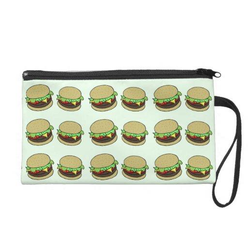 Cheeseburger Wristlets