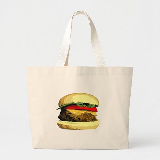Cheeseburger Bags