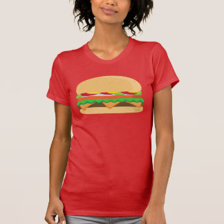 Cheeseburger Deluxe T-Shirt