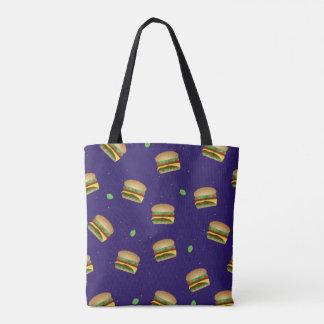 Cheeseburger Dreams Tote Tote Bag