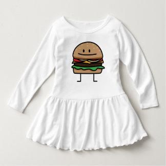 Cheeseburger Hamburger ground meat Beef cheese bun Dress