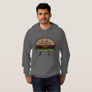 Cheeseburger Hamburger ground meat Beef cheese bun Hoodie