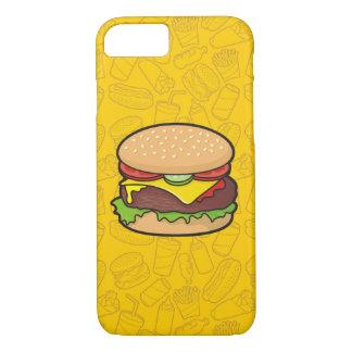 Cheeseburger iPhone 7 Case