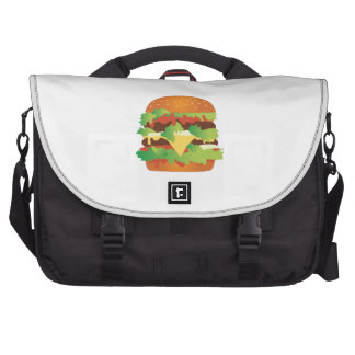 Cheeseburger Laptop Computer Bag