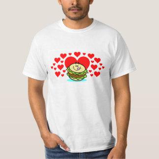 Cheeseburger Love! Mens Shirt